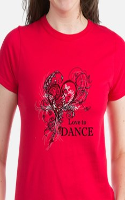 Love to Dance Tee