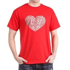 Heart of Skulls T-Shirt