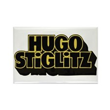 Hugo Stiglitz Rectangle Magnet