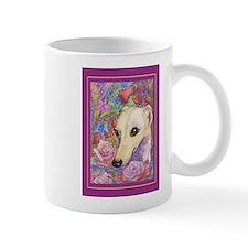 Shy flower Mug