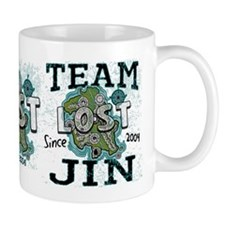 Team Jin Small Mug