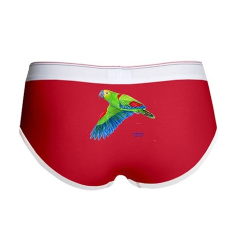 Flying Blue-fronted Amazon Women's Boy Brief