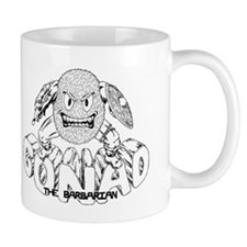 Gonad The Barbarian 'Smite' Mug