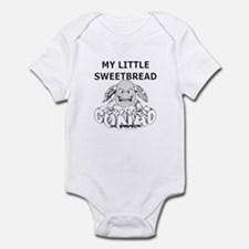 Gonad The Barbarian Infant Bodysuit