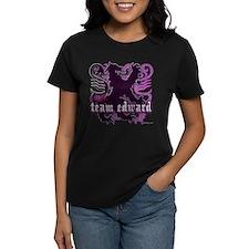 Team Edward Royal Purple Heart Tee