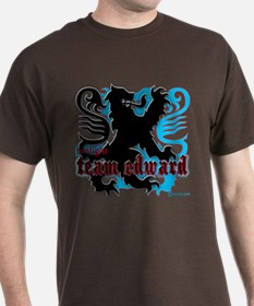 Team Edward Royalty Crest T-Shirt