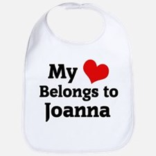 My Heart: Joanna Bib