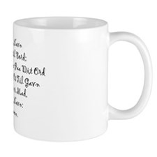 cups w attitude Mugs