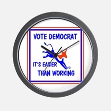 VOTE INDEPENDENT ! - Wall Clock
