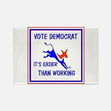 VOTE INDEPENDENT ! - Rectangle Magnet