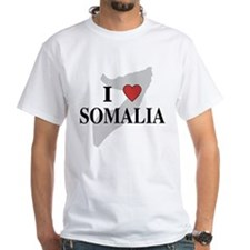I Love Somalia Shirt