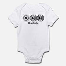 Duathlon Lost Infant Bodysuit