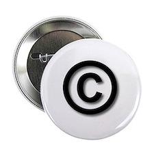 """UNIQUE 2.25"""" Button (10 pack)"""
