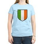 Irish Flag Crest Women's Light T-Shirt