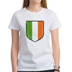 Irish Flag Crest Women's T-Shirt