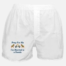 pray Boxer Shorts