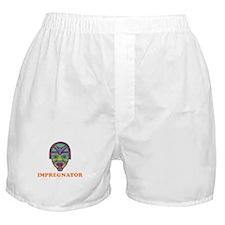 Impregnator Expectant Dad Boxer Shorts