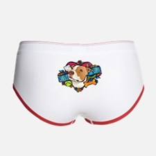 Lucky in Love Women's Boy Brief
