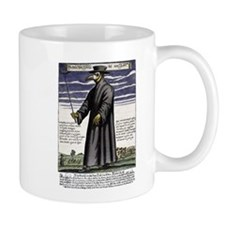 The Plague Doctor. Mug