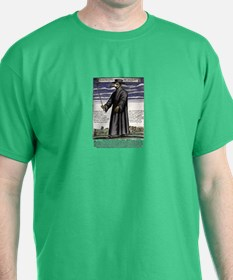 The Plague Doctor. T-Shirt