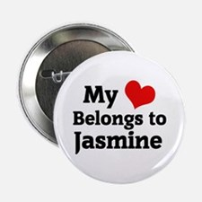 My Heart: Jasmine Button