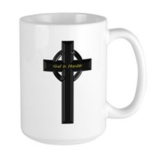 God is Humble Mug