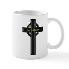 God is Humble Mug