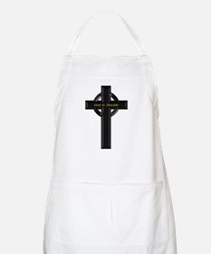 God is Humble Apron
