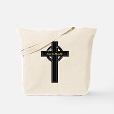 God is Humble Tote Bag