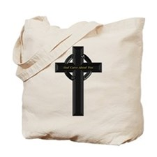 God Cares About You Tote Bag