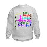 Grace and Style - Kids Sweatshirt