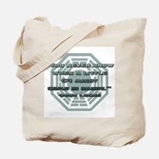 A Little C4 Tote Bag