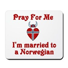 Norwegian Mousepad