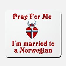 Norwegian Mousepad