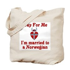 Norwegian Tote Bag