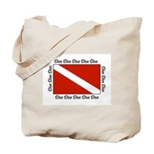 Unique Padi Tote Bag