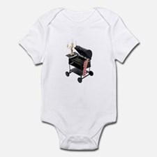 Cooking by Candlelight Infant Bodysuit