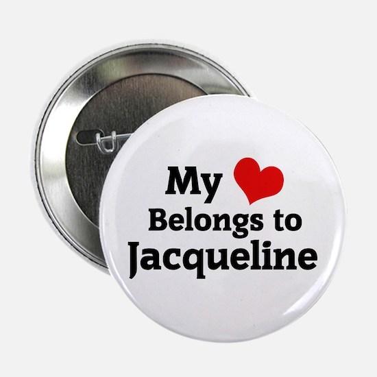 My Heart: Jacqueline Button