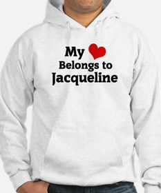 My Heart: Jacqueline Hoodie