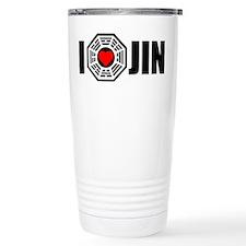 I Love Jin - Dharma Travel Mug