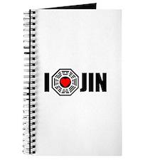 I Love Jin - Dharma Journal
