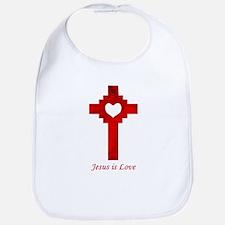Jesus is Love Bib