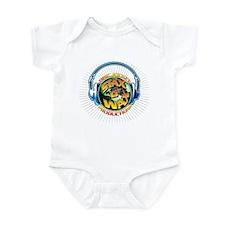 Stax O Wax DJ Productions Infant Bodysuit