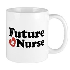Future Nurse Small Mug