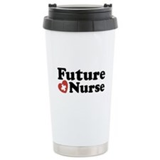 Future Nurse Thermos Mug