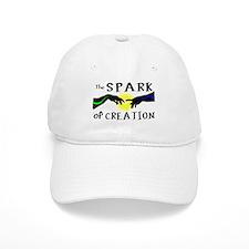 Spark of Creation Baseball Cap