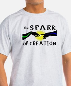 Spark of Creation T-Shirt