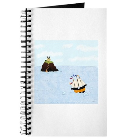 Sailing by the Castle Journal