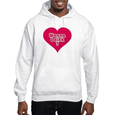 Wanna Boink? Hooded Sweatshirt