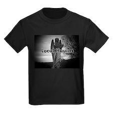 local_haunts_for TshirtBLACK T-Shirt